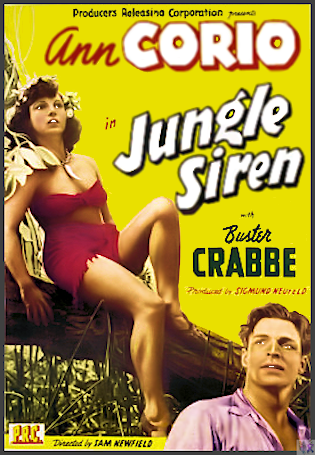 the 'Jungle Siren' DVD