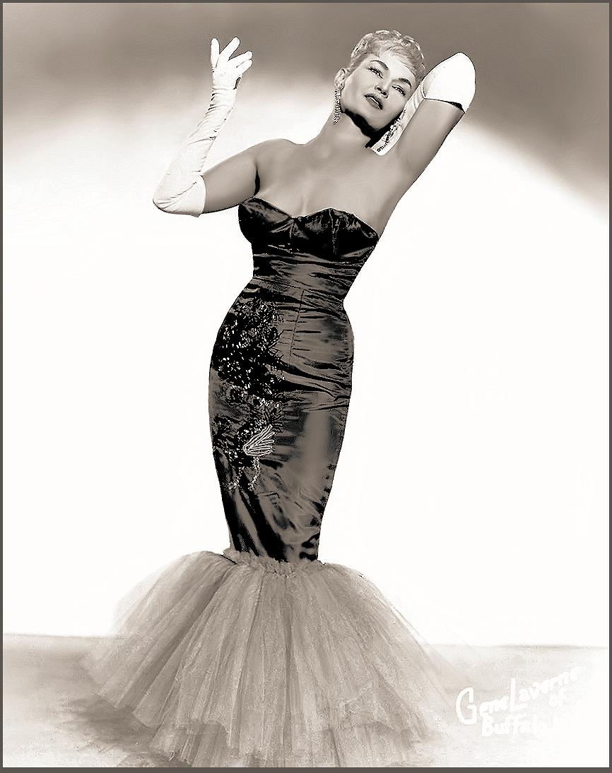 Page J: Vintage Burlesque Dancer History Index List J (Pictured: Stripper Miss Jubilee) Listings