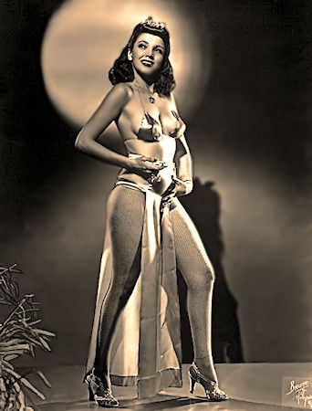 Margie Hart Vintage Burlesque dancer photo 1