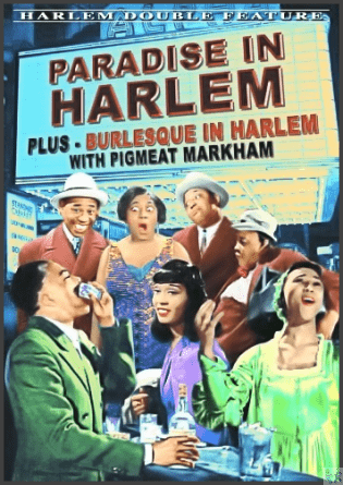 BURLESQUE In Harlem Is Available on this DVD