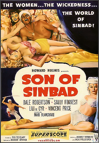 Son Of Sinbad DVD