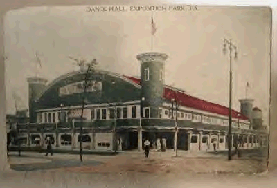 Exposition Park Dance Hall