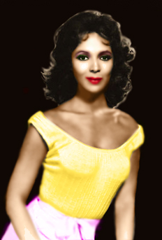 Dorothy Dandridge Dancer Singer Actress