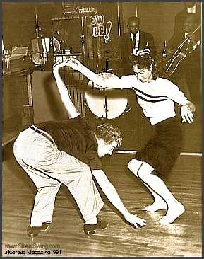 Page H: Vintage Dancer History Index List H (Pictured: Jack Carey and Lorraine Dossey) Listings