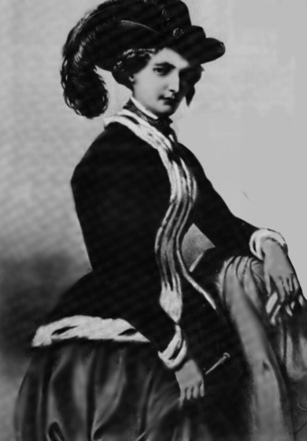 Photo of Dancer: Lola Montez