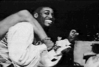 Young Frankie Manning Pic