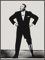 Page P: Vintage Dancer History Index List P (Pictured: Peg Leg Bates) Listings