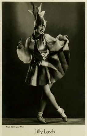 Dancer: Tilly Losch