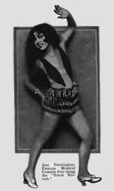 Ann Pennington doing Black Bottom