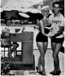 Kenny Wetzel, Betty and Lee