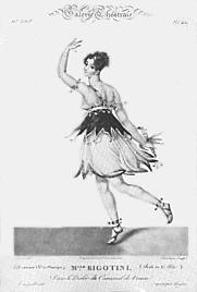 Mlle. Emilia Bigotini