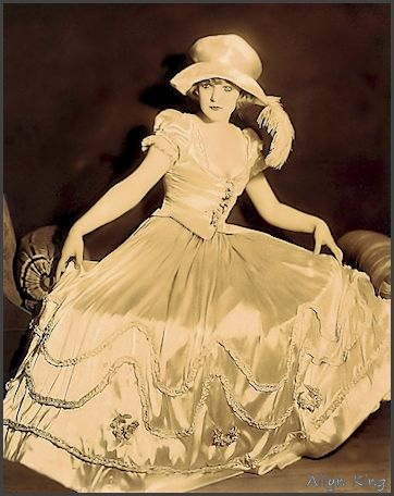Allyn King... Vintage Ziegfeld Girl, Dancer, Showgirl, Actress photo 1