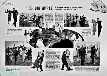 The Big Apple MAGAZINE article