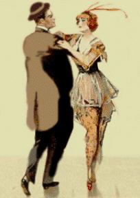 Peabody on Swing Dance Steps