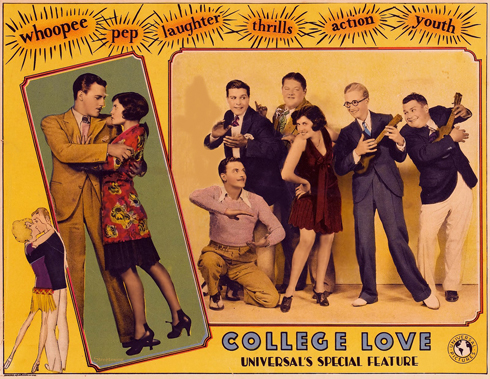College Love Movie Poster