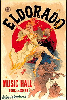 Page E: Vintage Dance History Posters Ephemera Index List E Listings