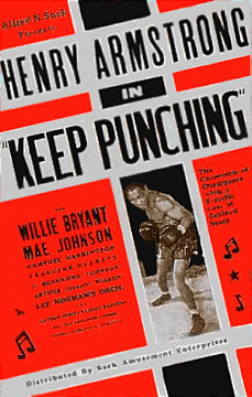 Keep Punching Poster