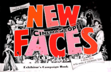 New Faces (1954) Poster
