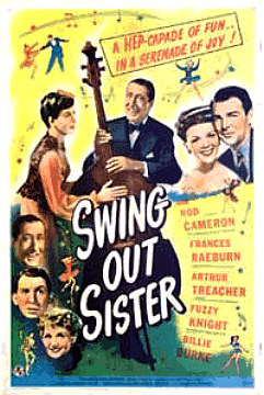 1945 - Swing Out Sister Poster