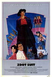 Featured: Zoot Suit Vintage Dance Poster