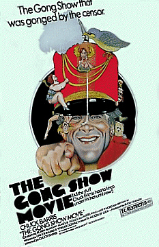 The Gong Show Movie Poster
