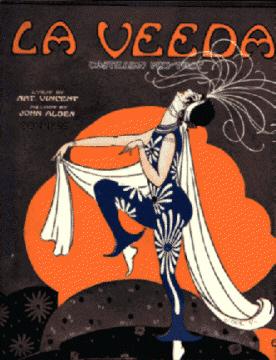 La Veeda Foxtrot by John Alban