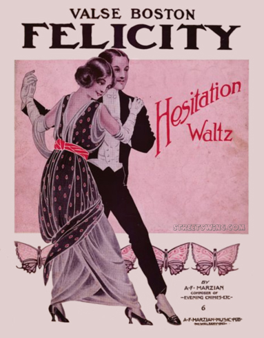 Felicity Valse Boston Hesitation Waltz