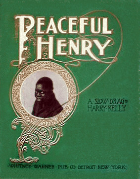 Peacful Henry - A Slow Drag (1901)