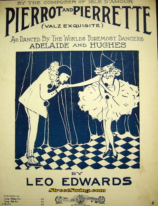 Pierrot and Pierrette - Adelaide and Hughes -