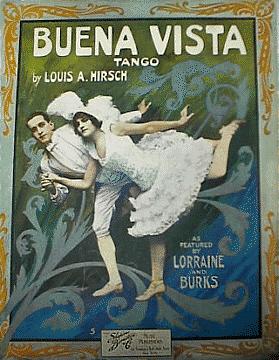 Buena Vista Tango