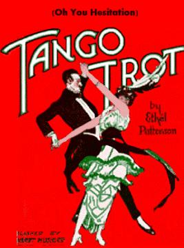 Tango Trot Sheet Music Cover