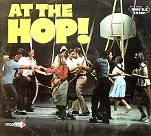 Featured CD: At The Hop CD
