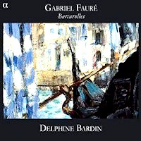 Barcarolle CD By G. Faure