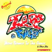 Featured CD: More Bounce to the Ounce & Other Hits by Zapp and Roger.