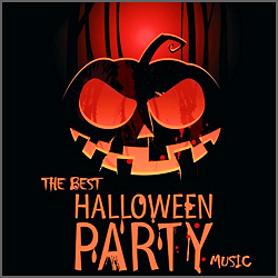 The Best Halloween Party Music CD.