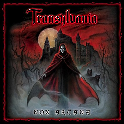 Featured: Transylvania CD by Nox Arcana