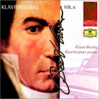 Beethoven complete Works vol.6 Album Cover MP3
