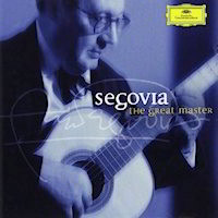 Segovia - The Great master Album MP3