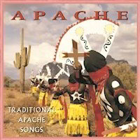 Traditional Apache Songs MP3 Album Cover
